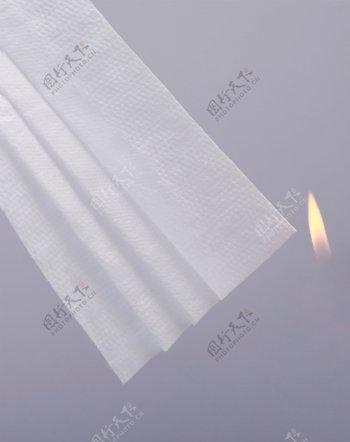 动态火烧口罩内芯GIF