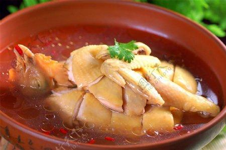腊广东清水鸡