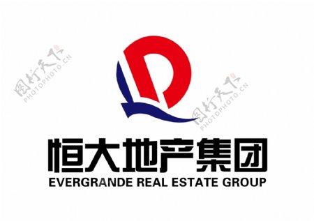恒大地产集团标志logo