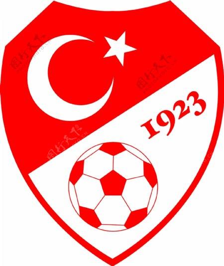 土耳其国家足球队队徽logo