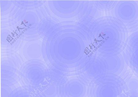 蓝色底纹圆圈底纹圆浅蓝色