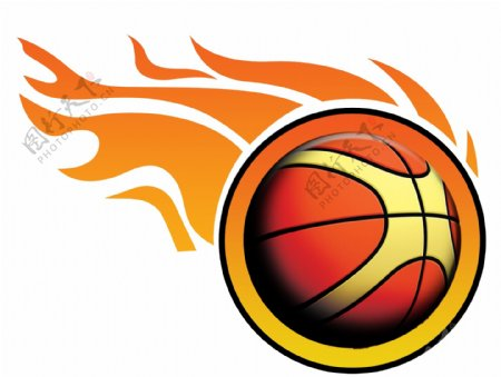 篮球社卡通漫画logo潮牌图案