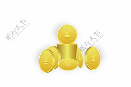 金币人民币硬币