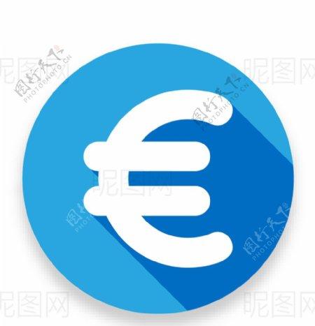 欧元符号图片