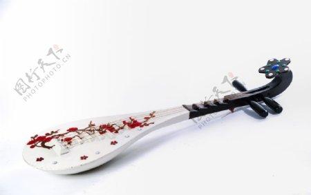 中国古代乐器琵琶图片