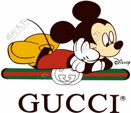 米奇米老鼠大牌图片