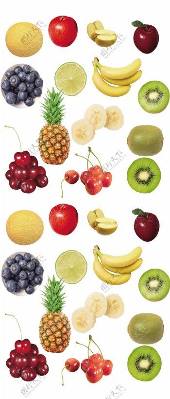 水果白底图图片