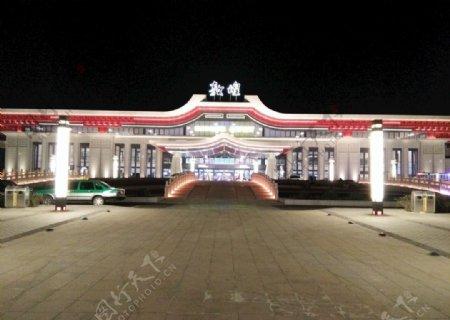 敦煌莫高国际机场图片