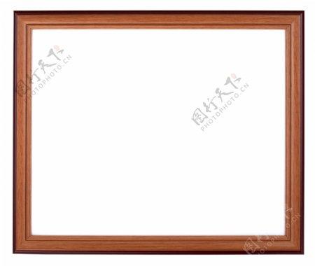 橡木木纹底纹边框图片