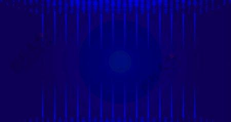深蓝色背景素材图片