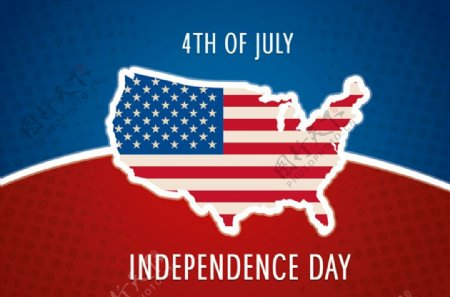 美国独立纪念日图片