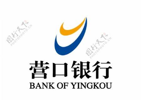 营口银行标志LOGO图片