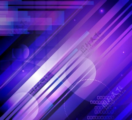 抽象紫色背景图片