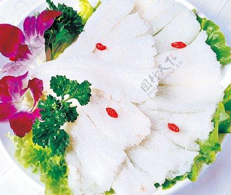 豫菜野生竹笋图片