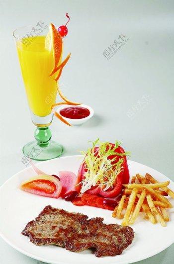 浙菜儿童营养套餐图片