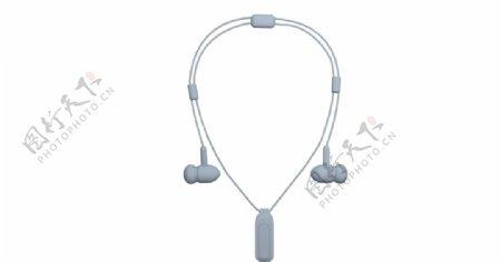 运动耳机图片