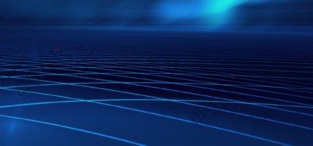 商务创意企业蓝色背景图片