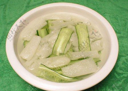清瓜竹笋汤图片