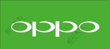 OPPO标志图片