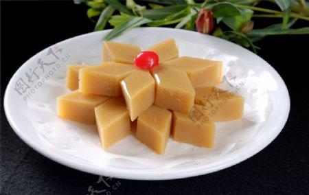 大小吃豌豆黄图片