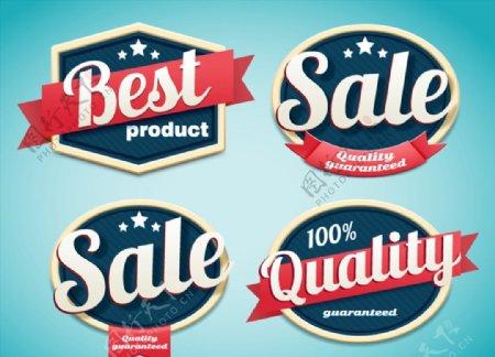 优质促销商品标签图片