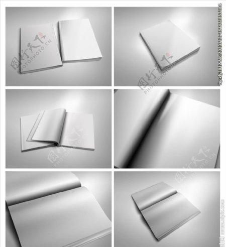 画册样机图片