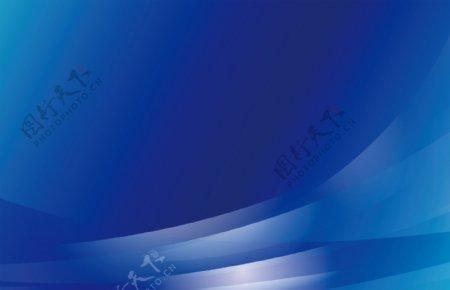 蓝色背景卡通儿童画星空宇图片