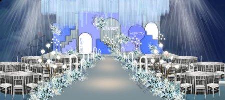 梦幻婚礼效果图图片