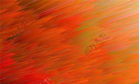 红橙色炫酷背景图片