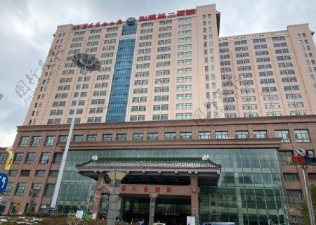 哈尔滨医科大学附属第二医院图片