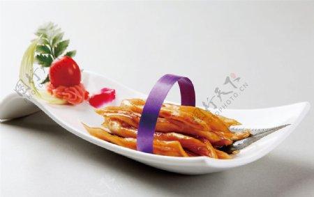 海派酱萝卜图片