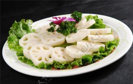 火锅素菜配菜图片