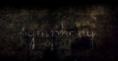 音符背景图片