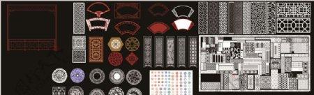 古典边框集合图片