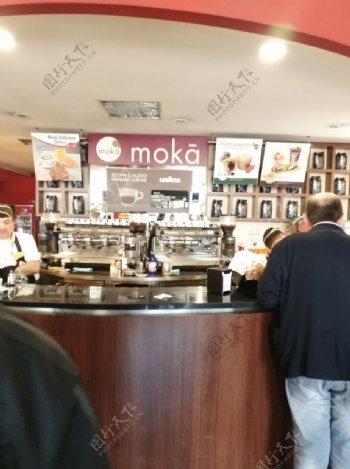 佛罗伦萨咖啡馆图片