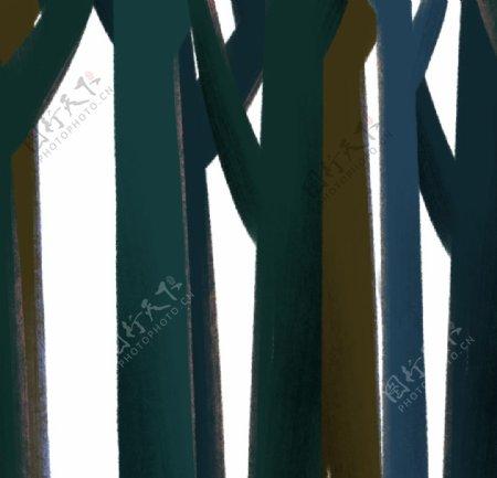 树木装饰元素图片