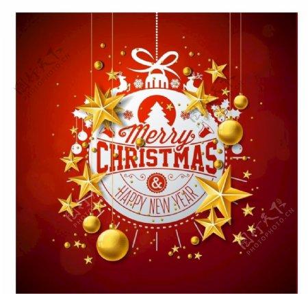 圣诞矢量素材图片