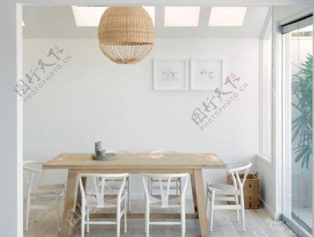 阳光厅餐厅北欧图片
