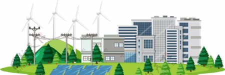 环保发电图片
