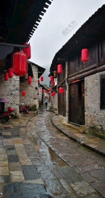 赤壁羊楼洞茶马古镇图片