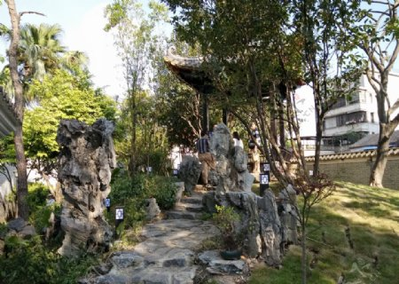 中式建筑图片