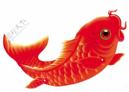 鲤鱼跳龙门上叁图片